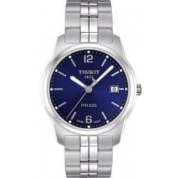 Reloj Hombre Tissot T-Classic PR 100 Quartz T0494101104701