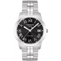 Reloj Hombre Tissot T-Classic PR 100 Quartz T0494101105301