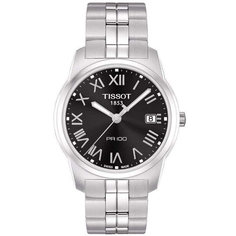 486d8437d73 Reloj Hombre Tissot T-Classic PR 100 Quartz T0494101105301 - Joyería ...