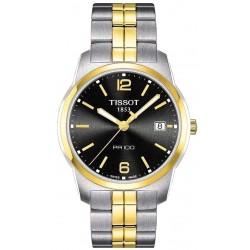 Reloj Hombre Tissot T-Classic PR 100 Quartz T0494102205701