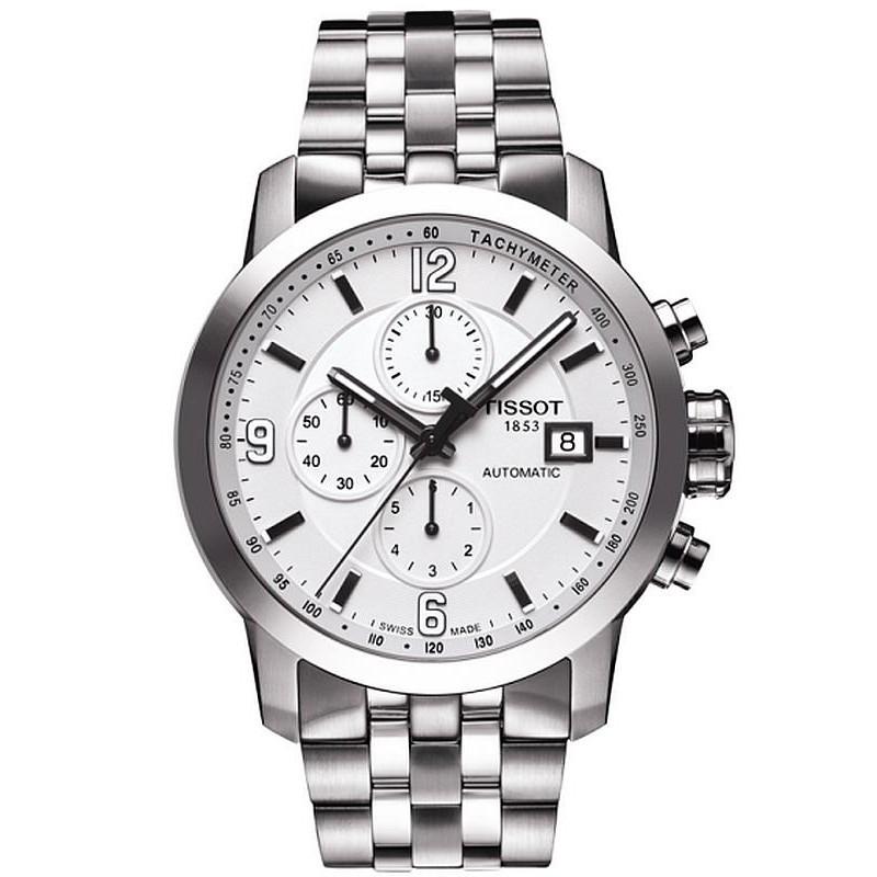 Reloj Hombre Tissot PRC 200 Automatic Chronograph T0554271101700 Joyería de Moda