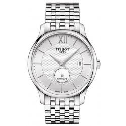 Reloj Hombre Tissot Tradition Automatic Small Second T0634281103800