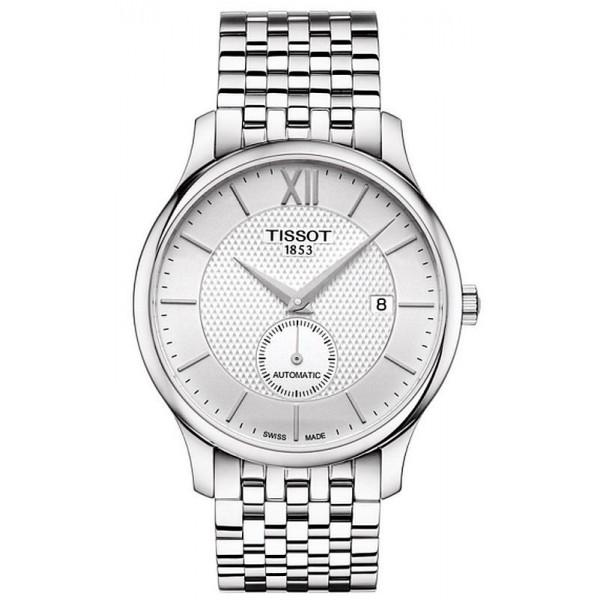 Comprar Reloj Hombre Tissot Tradition Automatic Small Second T0634281103800