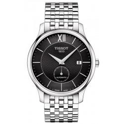 Reloj Hombre Tissot Tradition Automatic Small Second T0634281105800