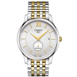 Reloj Hombre Tissot Tradition Automatic Small Second T0634282203800