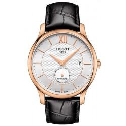 Reloj Hombre Tissot Tradition Automatic Small Second T0634283603800