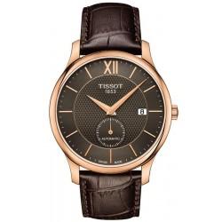 Reloj Hombre Tissot Tradition Automatic Small Second T0634283606800