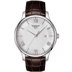 Reloj Hombre Tissot T-Classic Tradition Quartz T0636101603800
