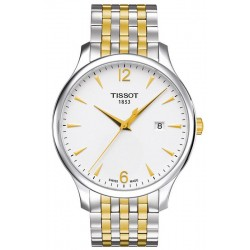 Reloj Hombre Tissot T-Classic Tradition Quartz T0636102203700