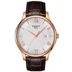 Reloj Hombre Tissot T-Classic Tradition Quartz T0636103603800