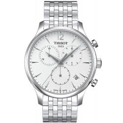 Reloj Hombre Tissot T-Classic Tradition Chronograph T0636171103700