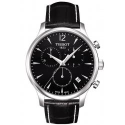 Reloj Hombre Tissot T-Classic Tradition Chronograph T0636171605700