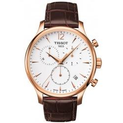 Reloj Hombre Tissot T-Classic Tradition Chronograph T0636173603700