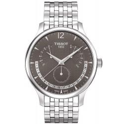Reloj Hombre Tissot Tradition Perpetual Calendar T0636371106700