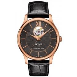 Reloj Hombre Tissot Tradition Powermatic 80 Open Heart T0639073606800
