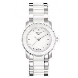 Reloj Mujer Tissot T-Lady Cera T0642102201100 Quartz