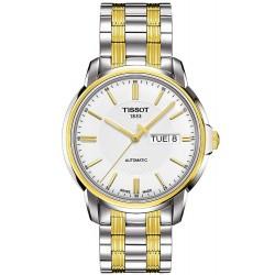Reloj Hombre Tissot T-Classic Automatics III T0654302203100