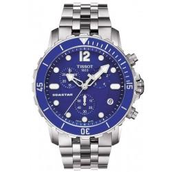 Reloj Hombre Tissot Seastar 1000 Chronograph T0664171104700