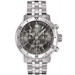 Reloj Hombre Tissot T-Sport PRS 200 T0674171105100 Cronógrafo