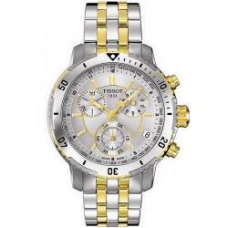 Reloj Hombre Tissot T-Sport PRS 200 T0674172203100 Cronógrafo