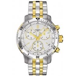 Reloj Hombre Tissot T-Sport PRS 200 T0674172203101 Cronógrafo