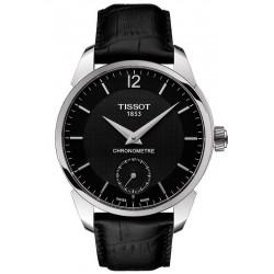 Reloj Hombre Tissot T-Complication Mechanical COSC T0704061605700