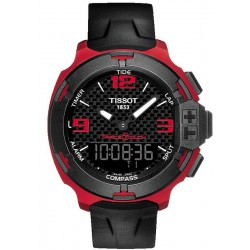 Reloj Hombre Tissot T-Race Touch Aluminium T0814209720700