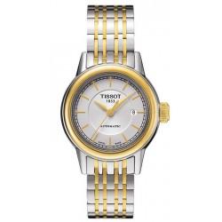 Reloj Mujer Tissot T-Classic Carson Automatic T0852072201100