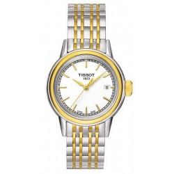 Comprar Reloj Mujer Tissot T-Classic Carson Quartz T0852102201100