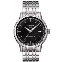 Reloj Hombre Tissot T-Classic Carson Powermatic 80 T0854071105100