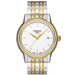 Reloj Hombre Tissot T-Classic Carson Quartz T0854102201100
