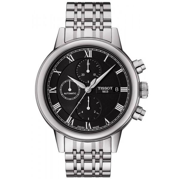 Comprar Reloj Hombre Tissot Carson Automatic Chronograph T0854271105300