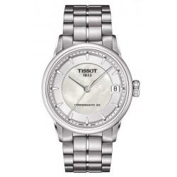 Comprar Reloj Mujer Tissot Luxury Powermatic 80 T0862071111100