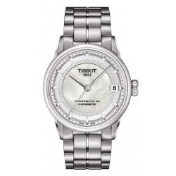 Comprar Reloj Mujer Tissot Luxury Powermatic 80 COSC T0862081111600