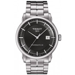 Reloj Hombre Tissot T-Classic Luxury Powermatic 80 T0864071106100