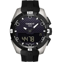 Reloj Hombre Tissot T-Touch Expert Solar Titanium T0914204705100