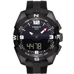 Reloj Hombre Tissot T-Touch Expert Solar Titanium T0914204705701