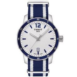 Reloj Hombre Tissot Quickster Nato Quartz T0954101703701