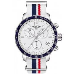 Reloj Hombre Tissot T-Sport Quickster Nato Chronograph T0954171703709