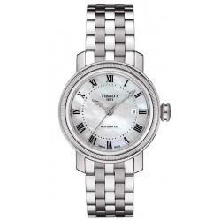 Reloj Mujer Tissot T-Classic Bridgeport Automatic T0970071111300