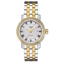 Reloj Mujer Tissot T-Classic Bridgeport Automatic T0970072203300