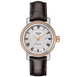 Reloj Mujer Tissot T-Classic Bridgeport Automatic T0970072603300