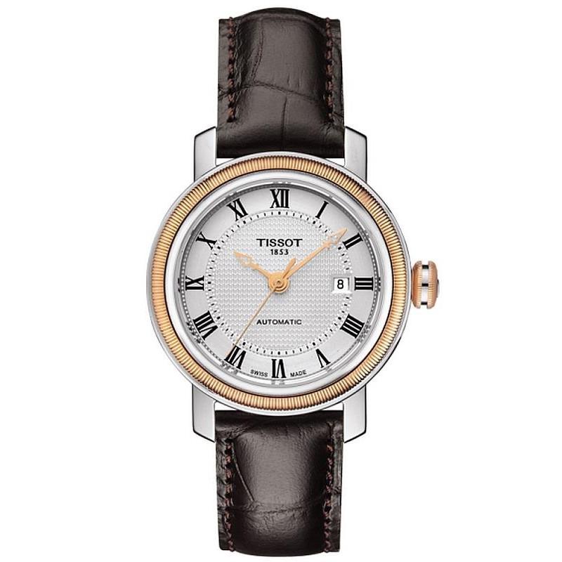 fbd60bc66a6 Reloj Mujer Tissot T-Classic Bridgeport Automatic T0970072603300 ...