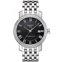 Comprar Reloj Hombre Tissot Bridgeport Powermatic 80 T0974071105300