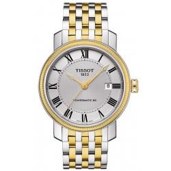 Comprar Reloj Hombre Tissot Bridgeport Powermatic 80 T0974072203300