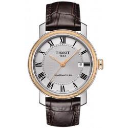 Comprar Reloj Hombre Tissot Bridgeport Powermatic 80 T0974072603300