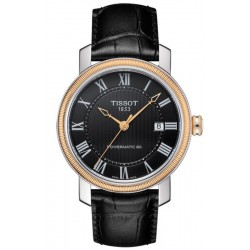 Comprar Reloj Hombre Tissot Bridgeport Powermatic 80 T0974072605300