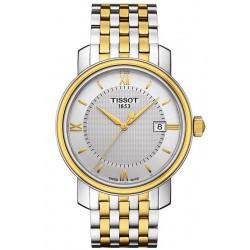 Reloj Hombre Tissot T-Classic Bridgeport Quartz T0974102203800