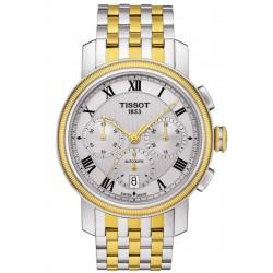 Reloj Hombre Tissot Bridgeport Automatic Chronograph Valjoux T0974272203300