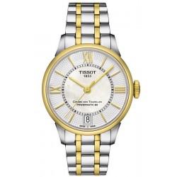 Reloj Mujer Tissot Chemin Des Tourelles Powermatic 80 T0992072211800